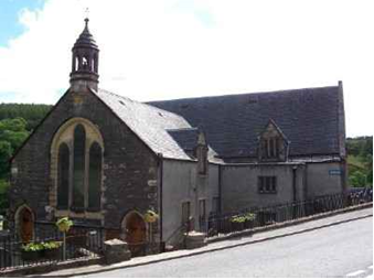 Mortlach Church