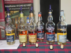Benromach selection